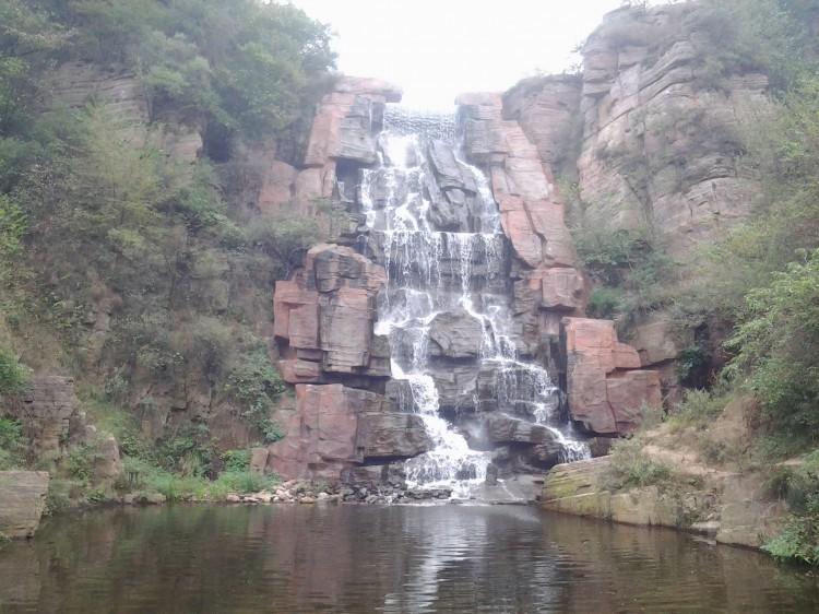 龙潭大峡谷一日游