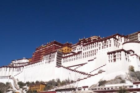 福州去西藏 雪域之巅 拉萨 布达拉宫 大昭寺 林芝4飞8日游