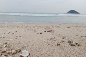东莞到深圳西冲快艇上情人岛、烧烤、沙滩浪漫、杨梅坑骑车 两天