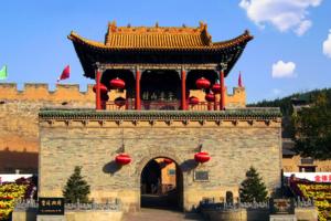 郑州出发去平遥古城+乔家大院+皇城相府二日游