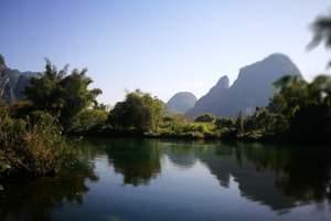 新疆乌鲁木齐到广西桂林、阳朔、北海、德天、灵通大峡谷四飞十日