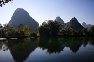 桂林有哪些好玩的景点?桂林·蓝色贵族升级版纯玩双飞5日