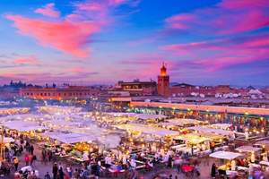 北京到摩洛哥旅游需要签证吗、四大皇城独家安排、土航14日旅游