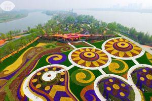 凤凰酒店+格拉菲特双五星看苏氏园林与徽派园林游玩花世界3日游