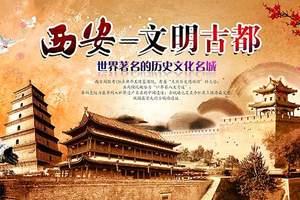淄博去西安旅游价格_淄博去西安临潼、乾陵、华山六日游