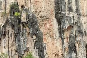 国庆去哪里好|广西花山岩画、德天大瀑布、明仕田园风光三天游