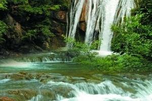 五星品质三日玩醉美峡谷凤凰源,中国七大瀑之一九龙瀑新安江