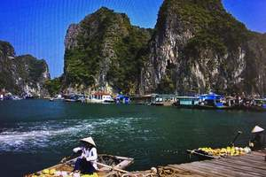 越南下龙湾、天堂岛、河内四日游(含天堂岛)
