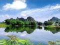 深圳去英德旅游线路攻略 英德英西峰林十里画廊汽车2天团