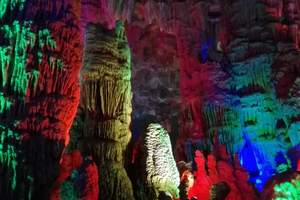 济南出发到泰安地下大裂谷一日游,溶洞漂流,济南旅行社,送保险