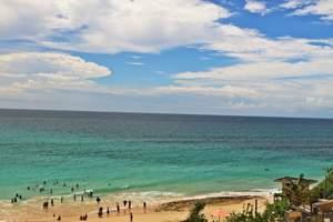 合肥直飞巴厘岛纯玩无购物跟团八日游蓝梦岛贝尼岛浪漫轻松之旅