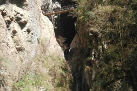 宜昌到远安武陵峡峡谷+温泉体验自驾一日游
