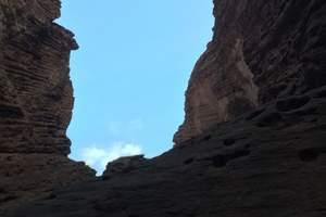 新疆库车大峡谷、罗布人村寨、胡杨林双卧五日自由行(2人起订)