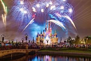 呼和浩特到迪士尼旅游~呼和浩特到华东双飞6日游~赠送迪士尼