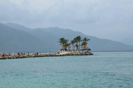 海南分界洲岛一日游,含往返船票,门票,车接送,导游服务