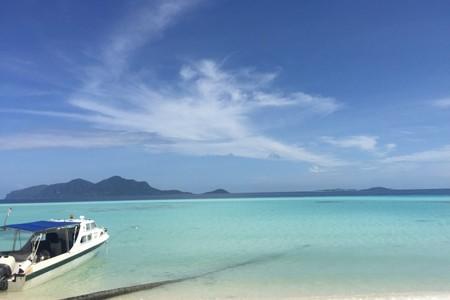 惠州出发到 沙巴经典五天品质团 海岛旅游
