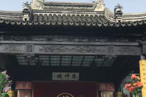 【热销】苏州园林、寒山寺、木渎古镇、水乡山塘街2日游