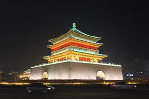 大连到西安旅游报价|大连到西安兵马俑、华清宫双飞5日观光之旅