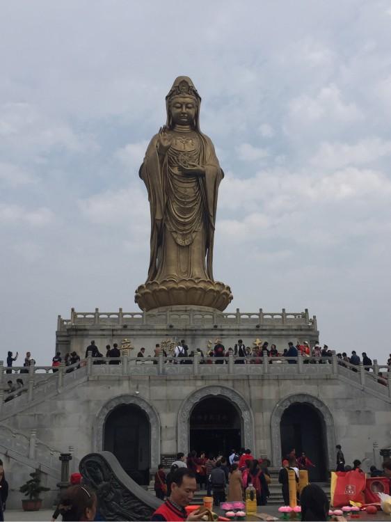 普陀山旅游 上海到普陀山二日往返大巴 车+门票+船票