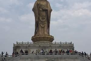 上海到普陀山大巴 车票+船票+门票 二到五日 自由选择
