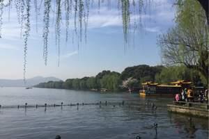 杭州西湖一日游 游西湖三潭映月 花港观鱼、灵隐寺、黄龙洞虎跑
