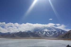 私人订制-高原黑湖慕士塔格峰、卡拉库里湖1日游