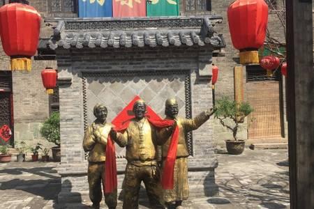 国庆青岛到淄博潭溪山、开元溶洞、周村古商城、琉璃文化园二日