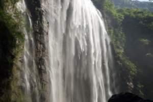 三峡大瀑布+金狮洞+情人泉