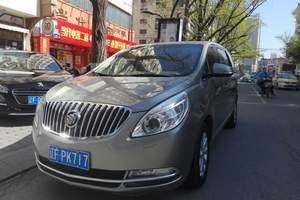 新款别克GL8会议接待商务考察婚礼用车