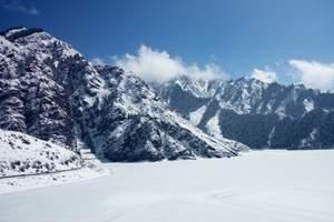 郑州直飞新疆-乌鲁木齐、天山天池、吐鲁番、喀纳斯湖双飞8天