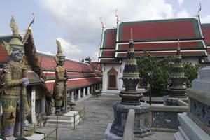【泰国旅游攻略】曼谷+芭提雅+沙美岛5晚7日游(全程无自费)