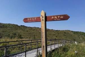 5.21|怀来黄龙山庄【云中草原】绝美花海 登山 休闲一日