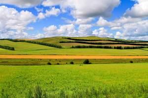 看草原、走边防、穿森林 边城满洲里、俄罗斯风情个性4日游