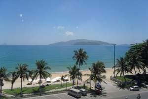 合肥包机直飞芽庄5日游市区+海岛一天自由活动经典景点品质服务