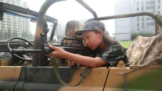 2017快乐少年军事体验营7天 暑期学生安排 夏令营去哪里玩