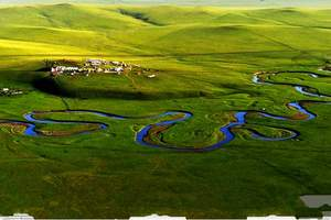 勇者穿越,探秘草原复地 呼伦贝尔金帐汗草原、深度穿越一日游