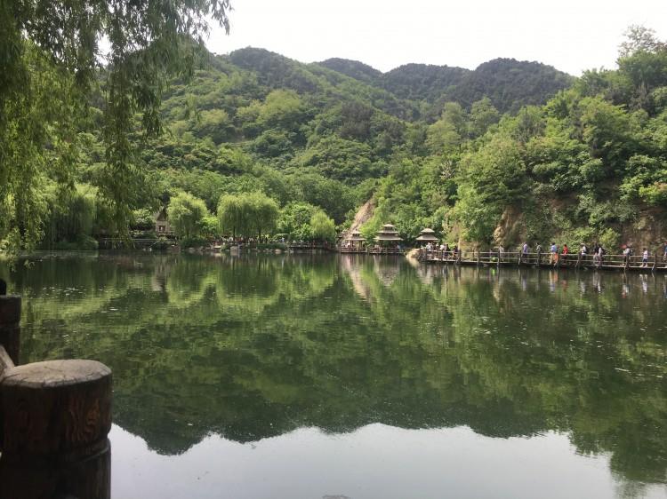 淄博的旅行社到济南九如山一日游  淄博-济南九如山瀑布一日游