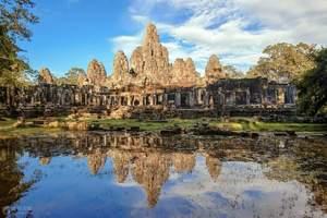 郑州到柬埔寨旅游团 郑州直飞吴哥旅游 六天五晚 四星住宿