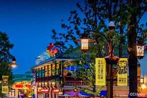 杭州到上海迪士尼小镇+迪士尼乐园纯玩半自助二日游
