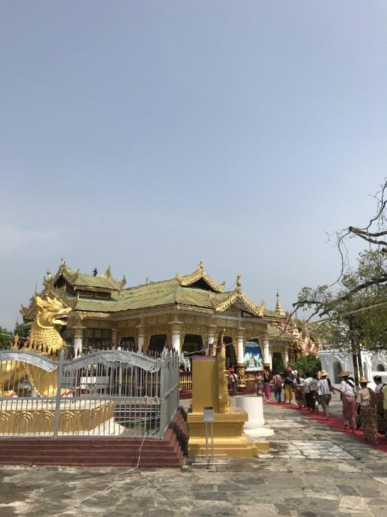 桂林出发到昆明、缅甸曼德勒、蒲甘、仰光5飞(6晚7日)