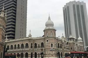福州到新加坡 马来西亚 肉骨茶 面包鸡 娘惹餐 五天风光之旅