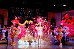 满洲里俄罗斯歌舞表演