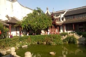青岛大巴旅游 青岛到上海自由行 杭州西湖 七里山塘四日游