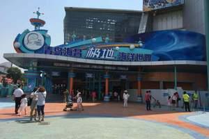淄博旅行社到青岛极地世界一日游 淄博去青岛极地海洋世界一日游