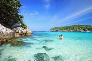 亚博国际版到普吉岛7日游皇帝岛+珊瑚岛+斯米兰浮潜 2-8人定制团