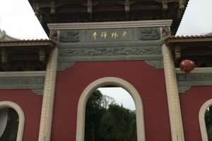十月一青岛到河南云台山洛阳龙门石窟少林寺红石峡塔林双卧5日游