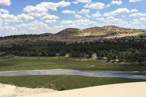 塔敏查干沙漠-大青沟 双卧3日游/哈尔滨附近的沙漠,通辽沙漠