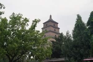 保定到西安兵马俑、华山、市内往返高铁4日游