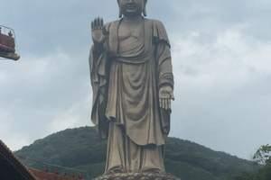 上海出发无锡灵山鼋头渚二日游纯玩