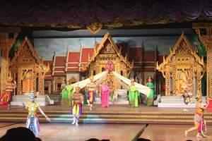 泰国曼谷、芭提雅、珊瑚岛、享美食六天纯玩之旅